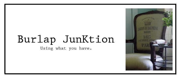 Burlap JunKtion