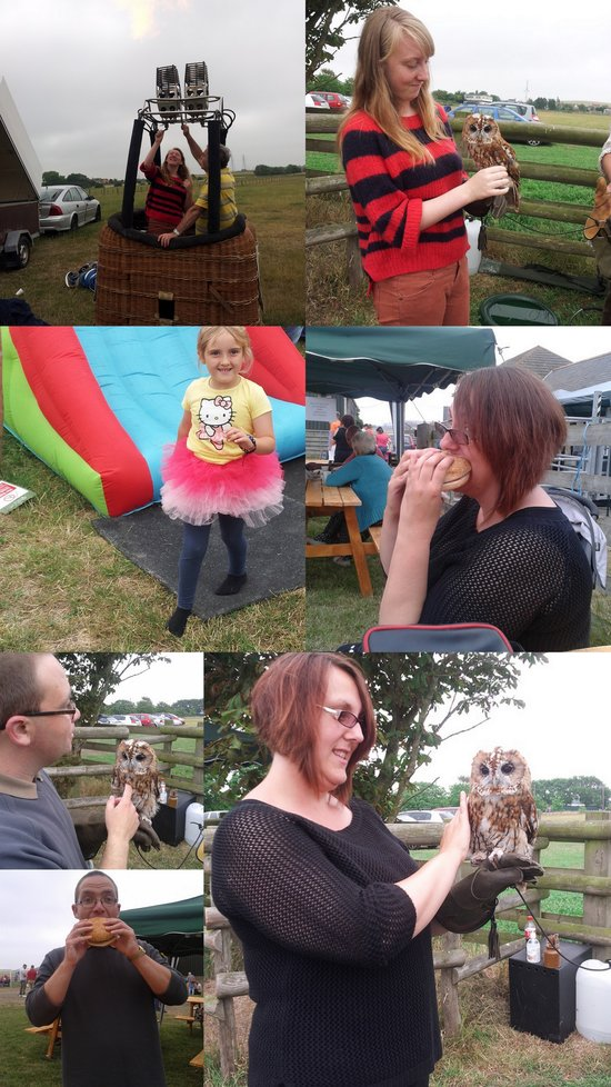 Whoopidooings: Holm Place Fun Day