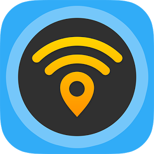 wifi map logo