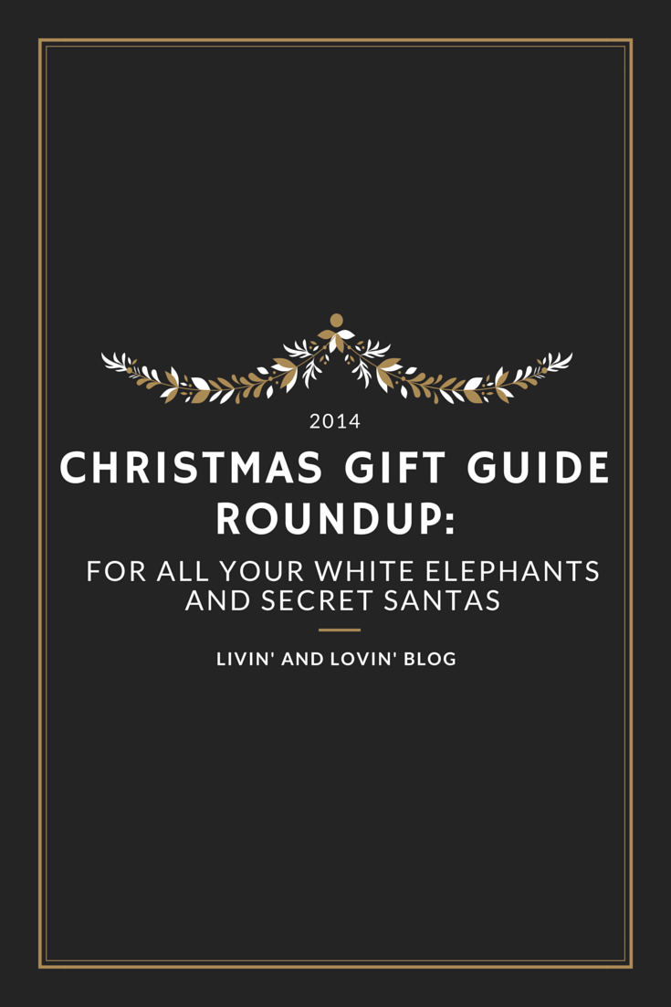 The Ultimate Christmas Guide Roundup For Your Secret