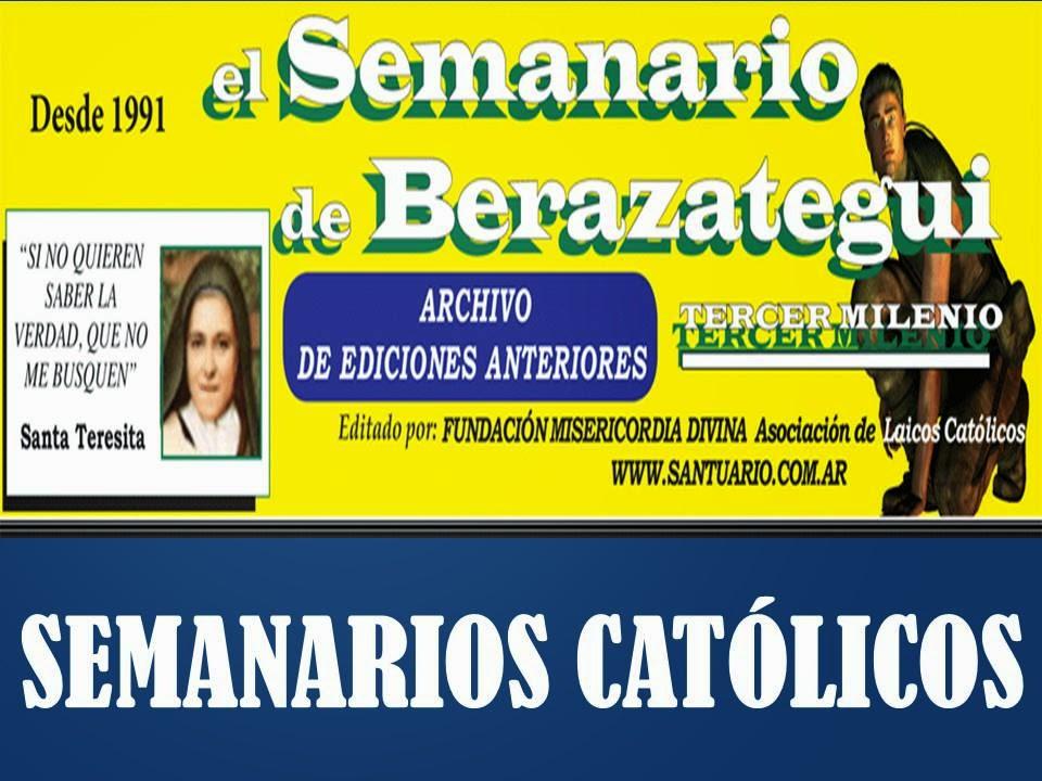 SEMANARIO BERAZATEGUI