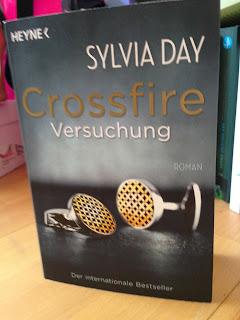 """Crossfire"" von Sylvia Day"