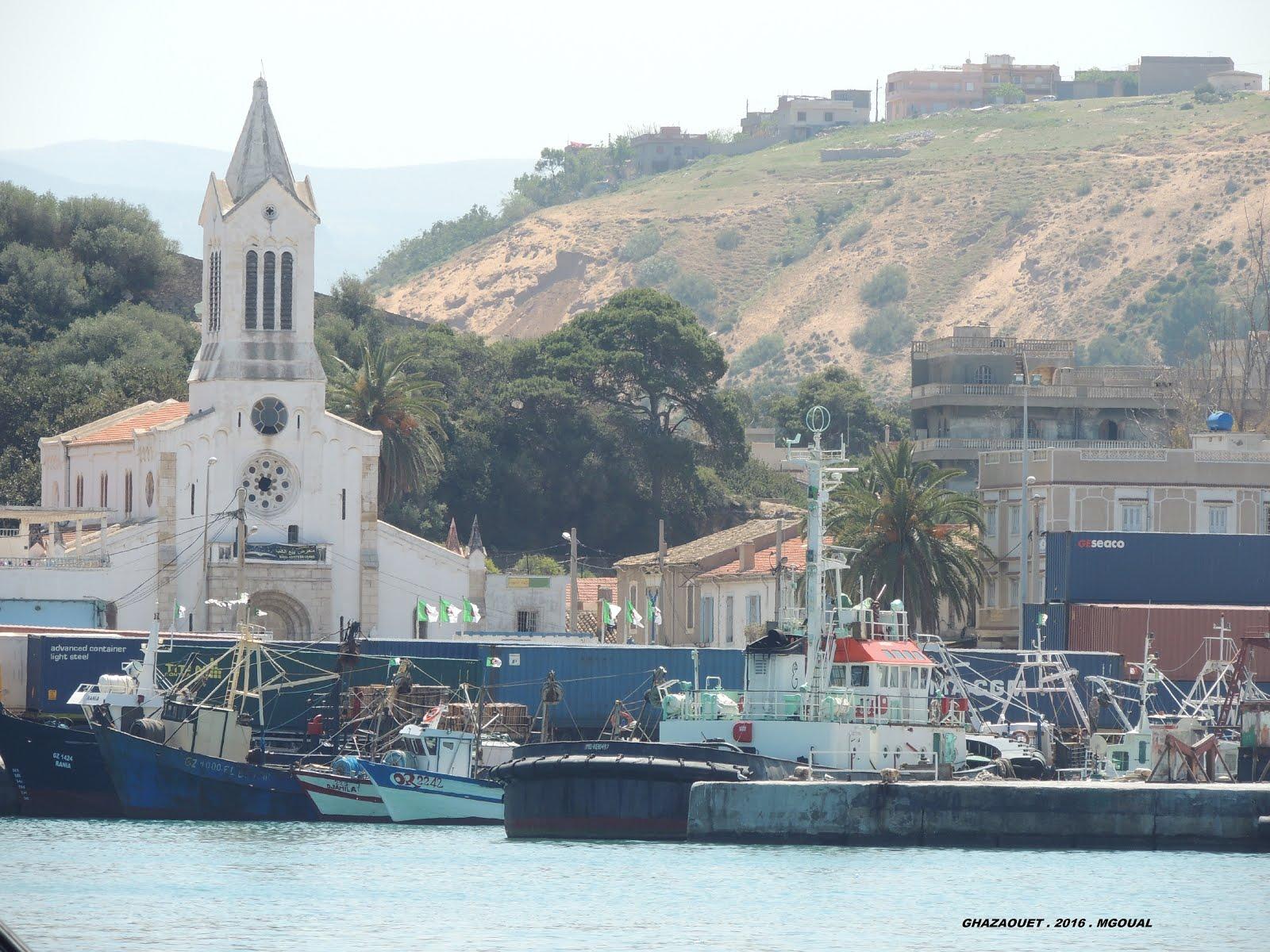 Vue de Ghazaouet