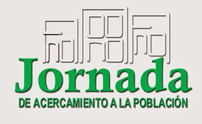 LOGO JORNADAS DE ACERCAMIENTO A LA POBLACIÒN