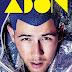 Nick Jonas será la portada de la revista Adon, en su edición de septiembre.