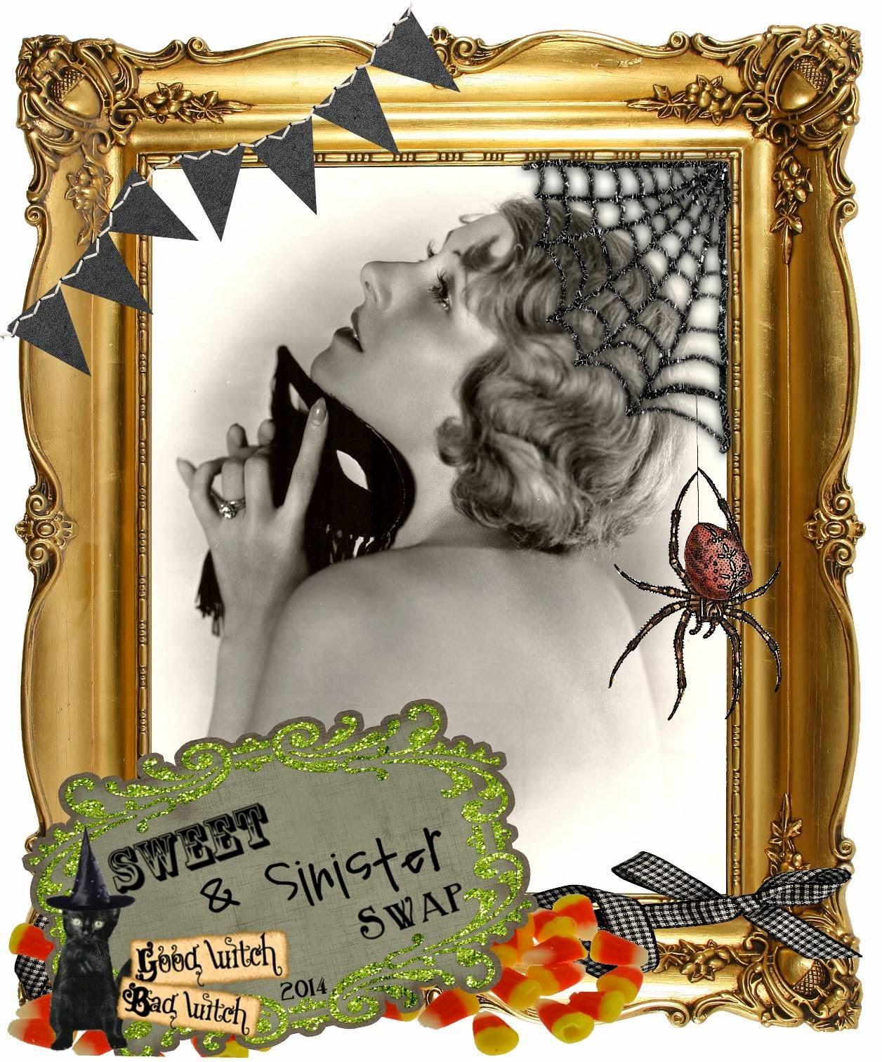 Sweet & Sinister Swap 2014