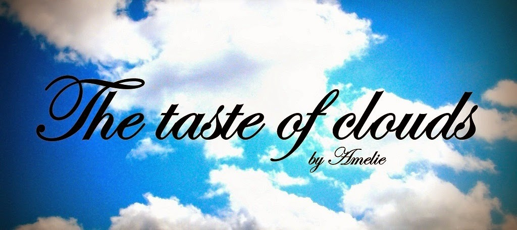 The taste of clouds