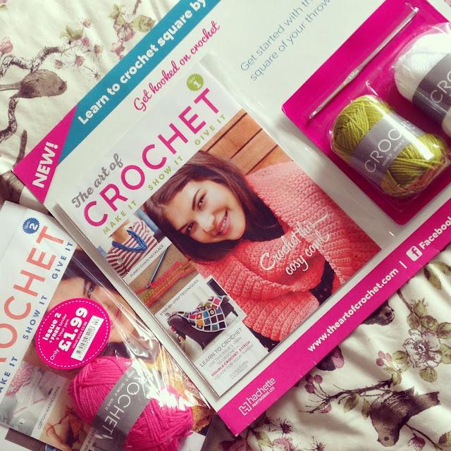 Amigurumi For Beginners Magazine : Heart & Sew: The Art of Crochet Magazine Review