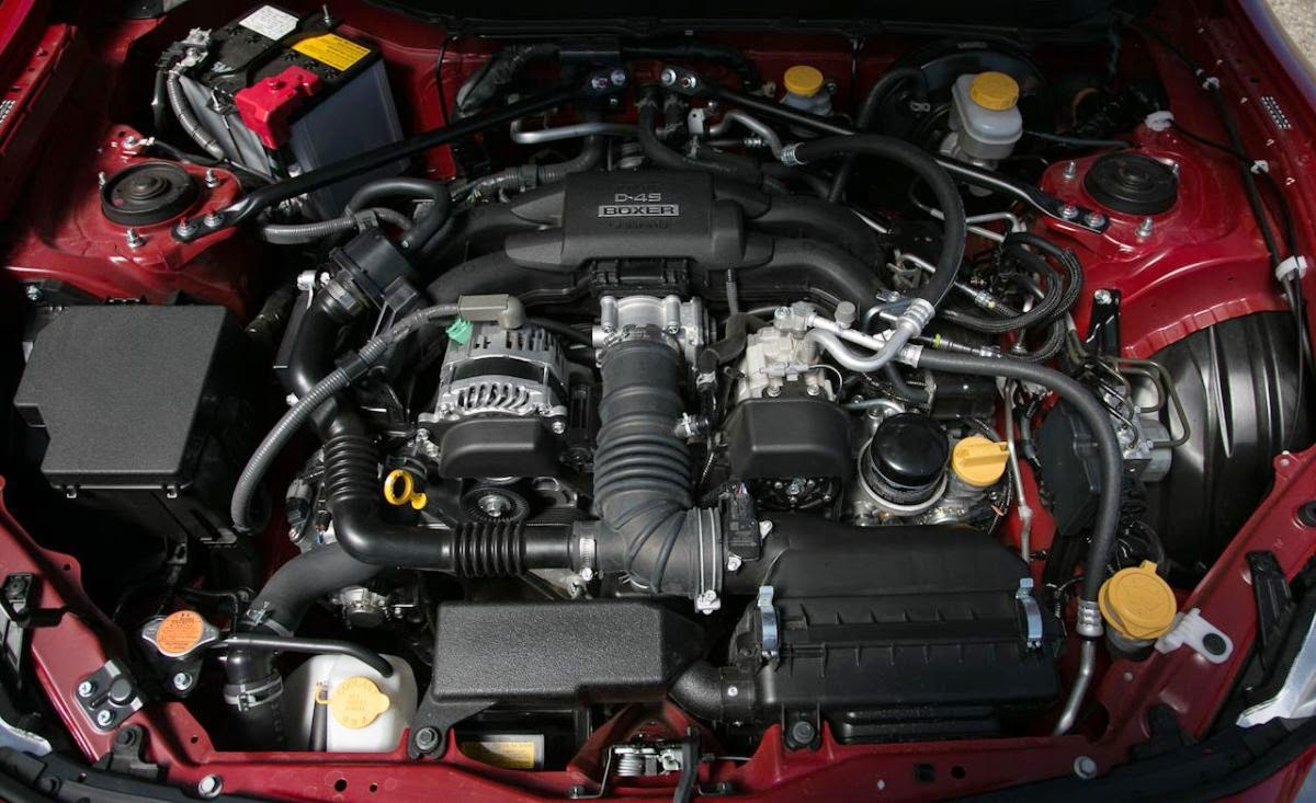 2016 Scion FRS  Engine