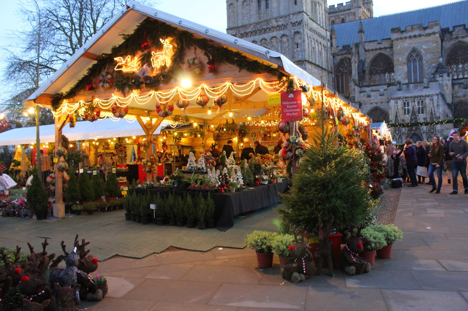 Exeter-Christmas-market