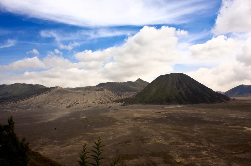 Bromo: Savana, Kawah, Gunung dan Hamparan Pasir