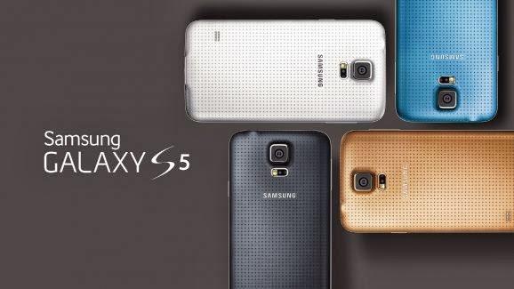 إطلاق سامسونج جلاكسى اس 5  رسميا - Samsung Galaxy S5