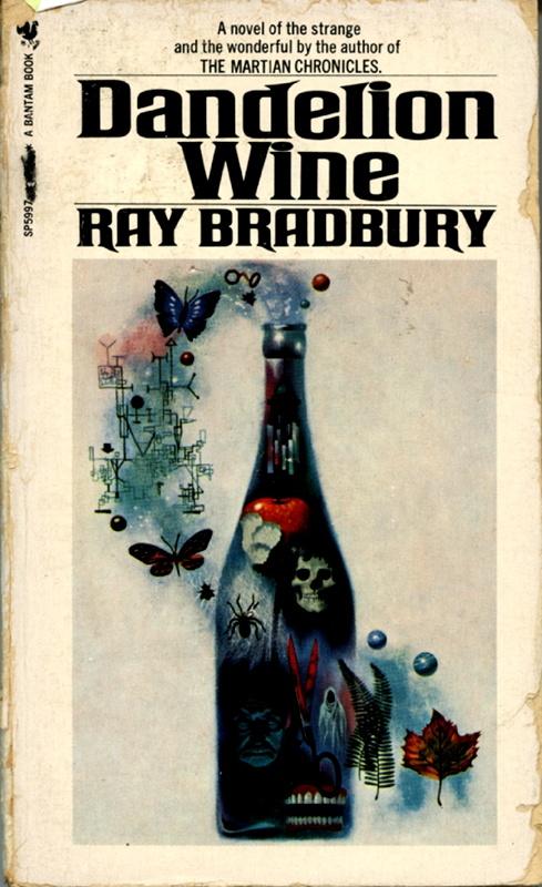 Cool Book Cover Quote : Dandelion wine ray bradbury quotes quotesgram