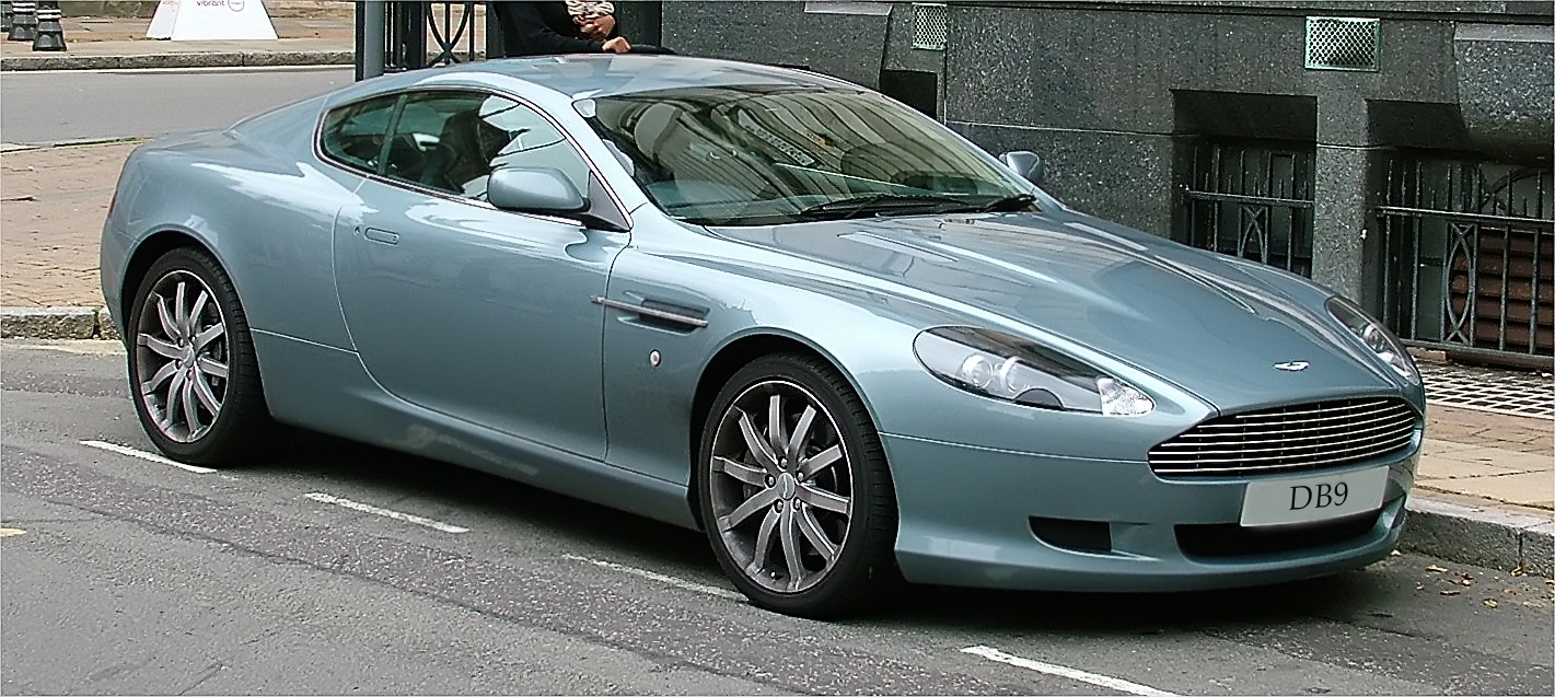 Aston Martin Db9 Images World Of Cars
