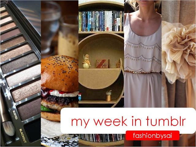 week 3 of my week in tumblr fashion blog beauty blog post