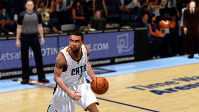 NBA 2K13 Ramon Sessions Player Update