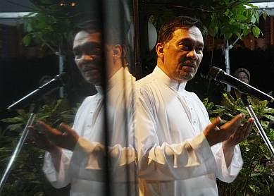 Gambar Anwar Ibrahim Isu Video Johari Abdul