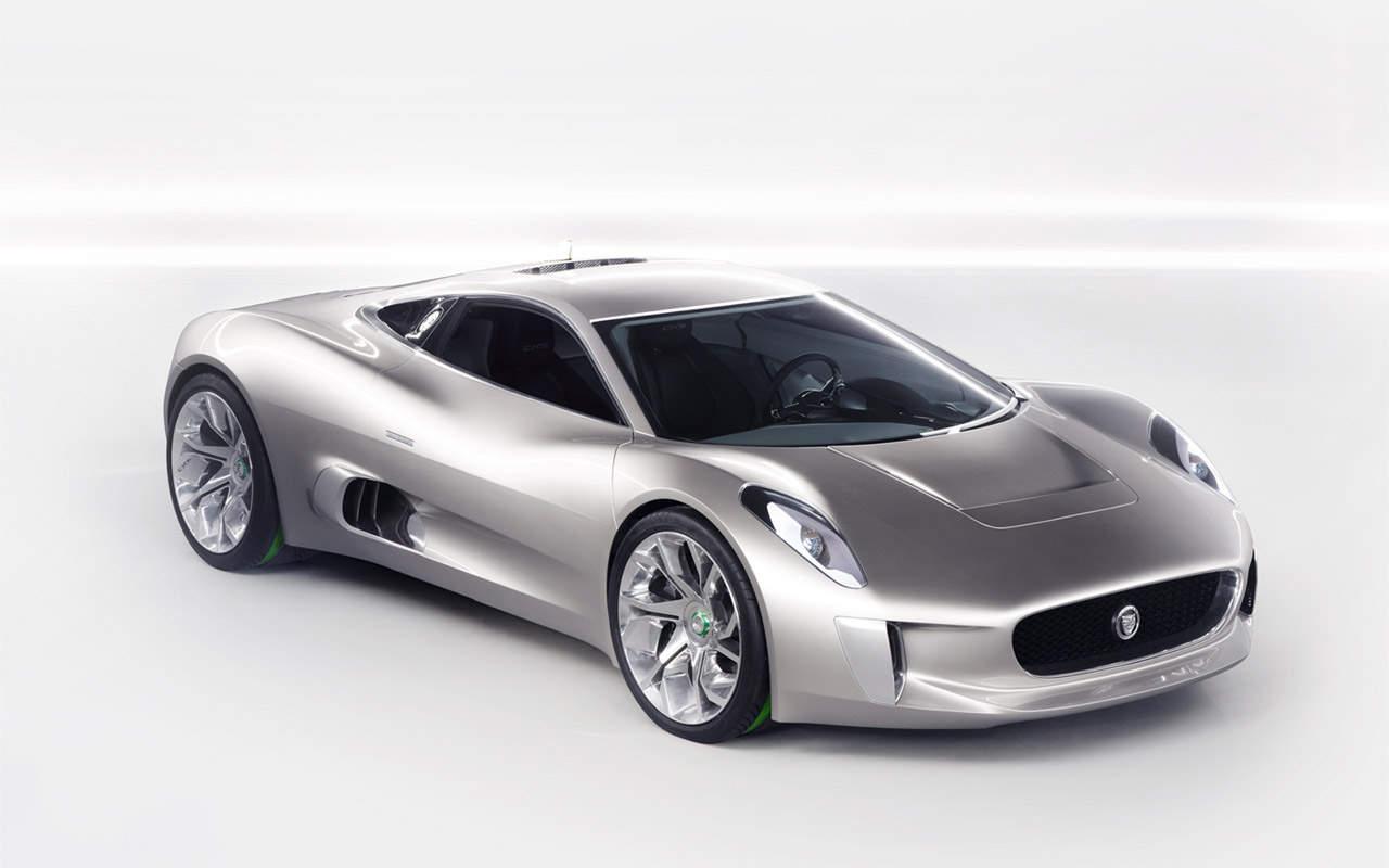 Jaguar CX75 2014   Review in ex    Car Reviews   Car News   Buy