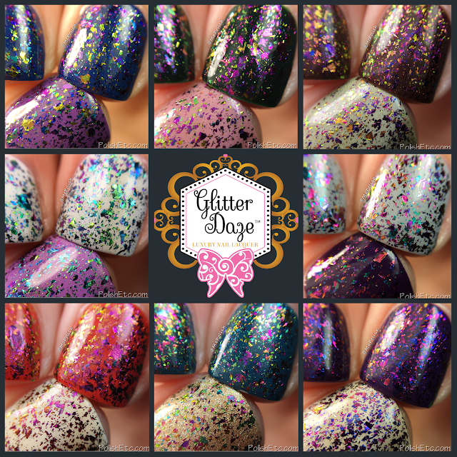 Glitter Daze - Flora Noxia Collection - McPolish