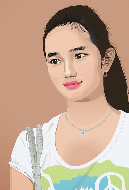 gambar-vector-faby-marcelia-illustrator