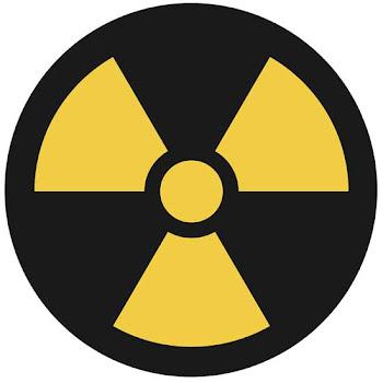 SIMBOLO  DA DESTRUIÇAO DOMUNDO  ENERGIA NUCLEAR  BOMBA ATOMICA  ENVENENADA