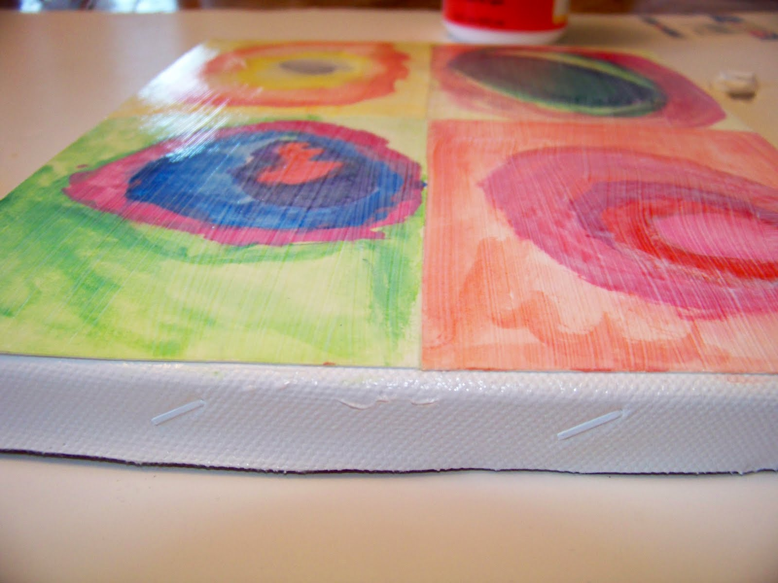 Candice ashment art tutorial make your own mini water for Extra mural classes