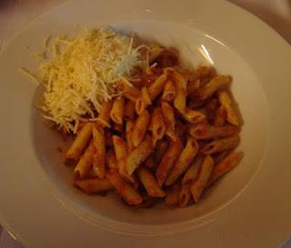 macarrones con queso L'Argada Girona