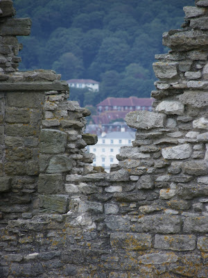 Crumbling stones on castles descriptive  essay writing