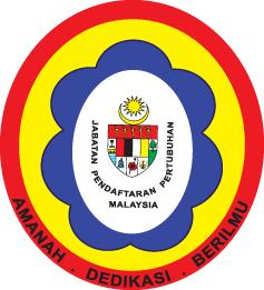 Jawatan Jabatan Pendaftaran Pertubuhan Malaysia