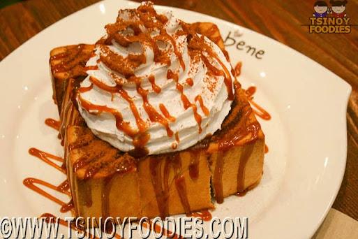caramel cinnamon honey bread
