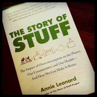 the story of the stuff by annie leonard essay Annie leonard is the author of the story of stuff: how our obsession with stuff is trashing the planet, our communities, our health - and a vision for change her latest film, the story of.