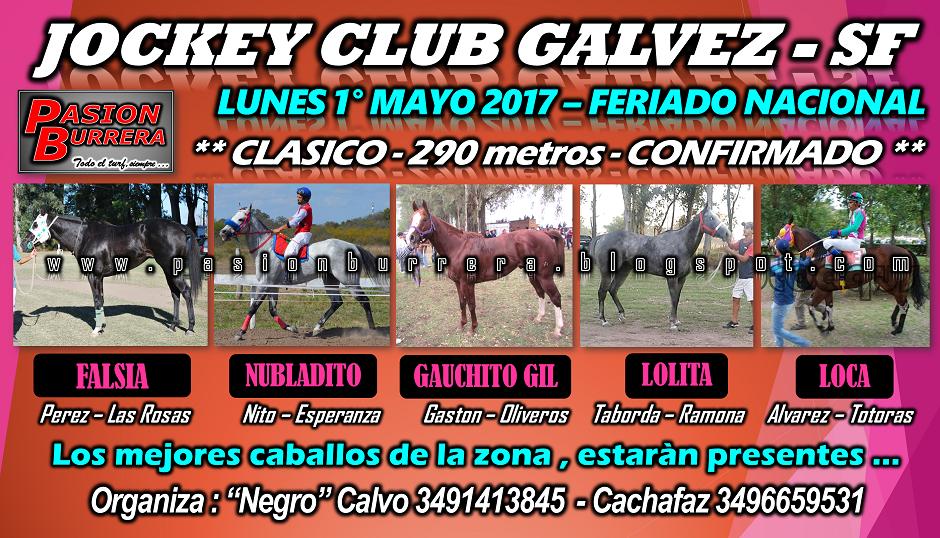GALVEZ - 1 DE MAYO -  290