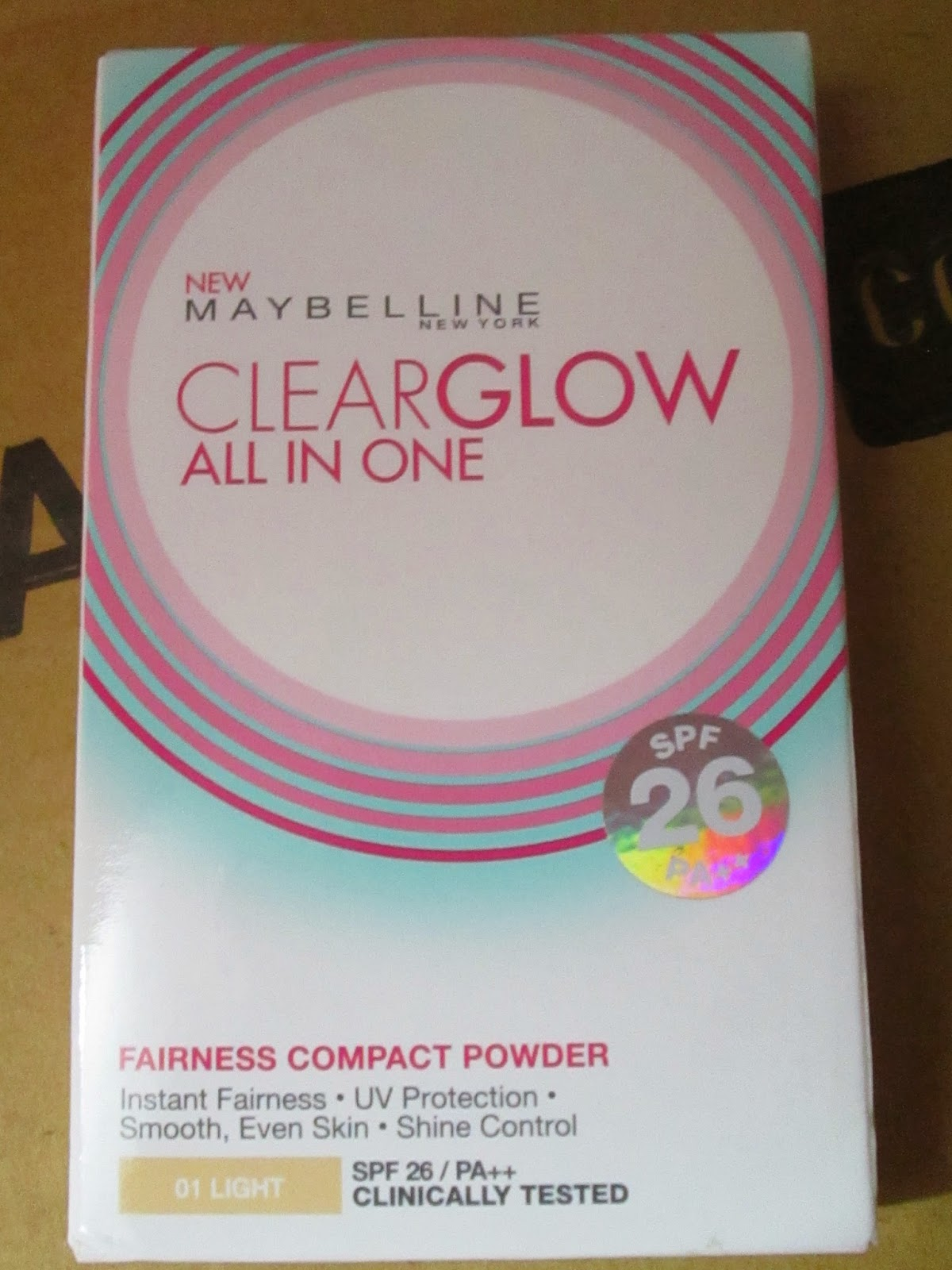 Maybelline Clear Glow Fairness Compact Powder Review | Makeup ...