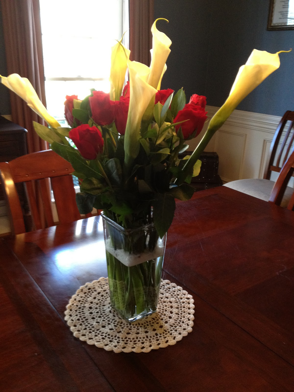 ... lilies are the official flower of six-year wedding anniversaries