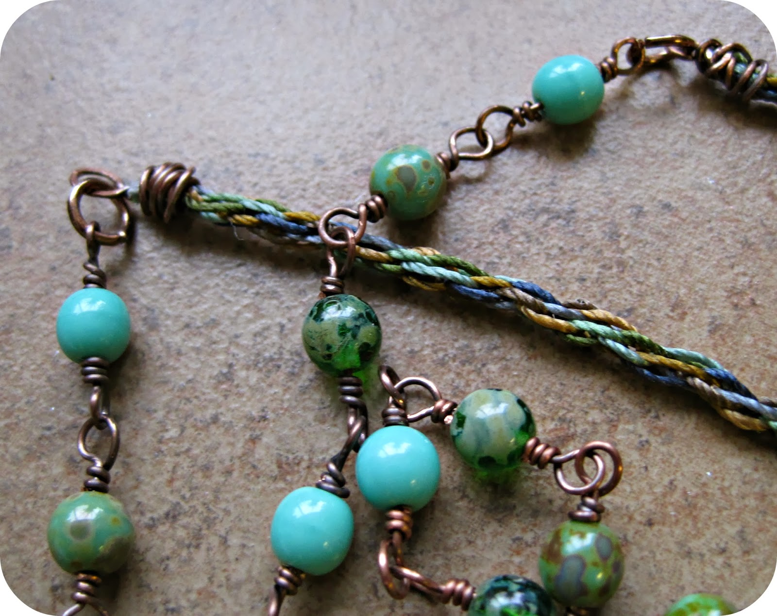 bead make floating company watch a wire youtube necklace potomac