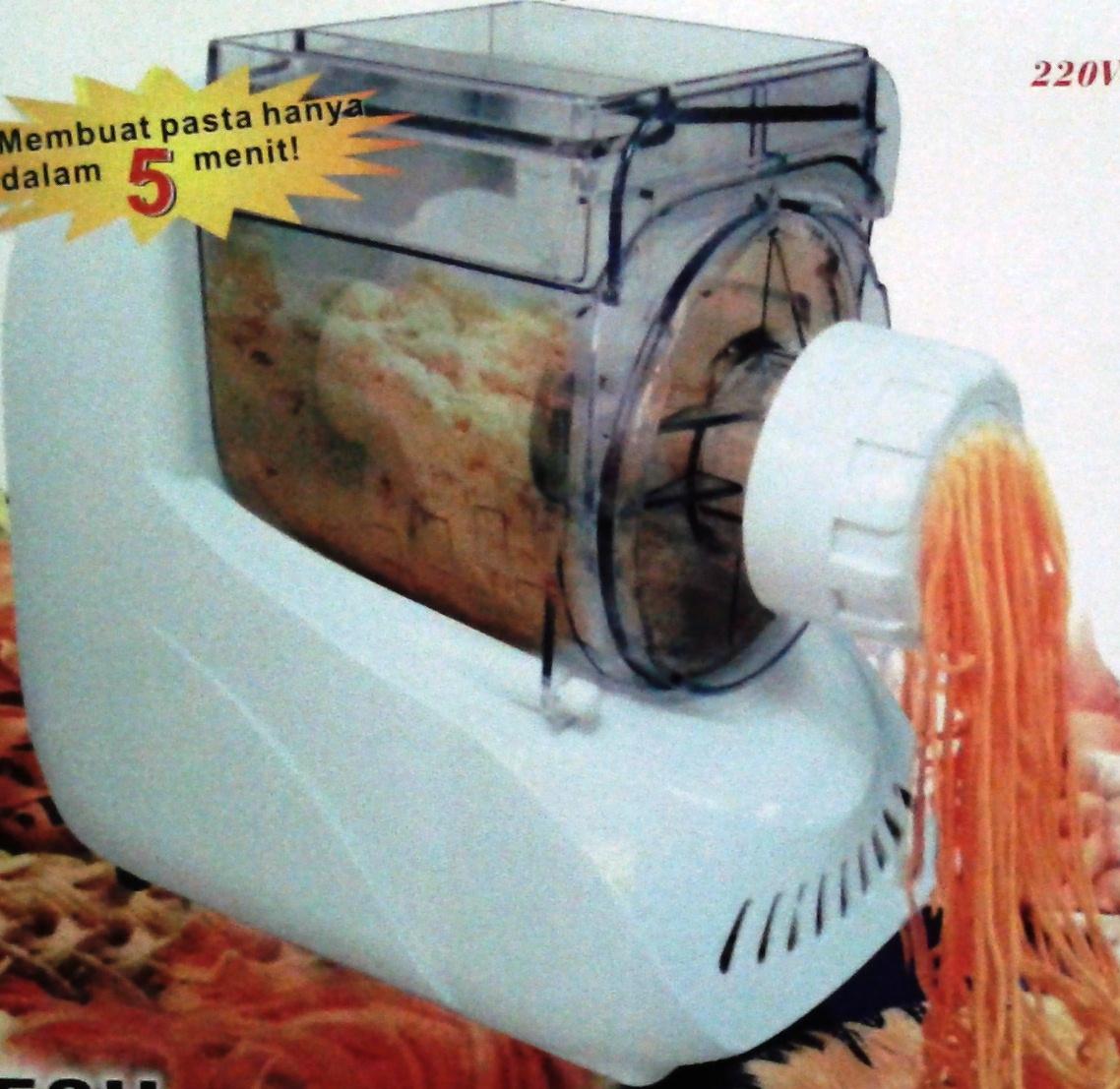 Pasta Maker ( alat pembuat pasta makaroni, spageti