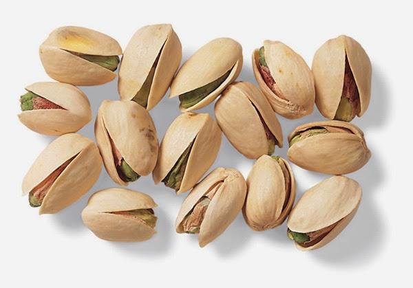 fruto de plantas de pistacho