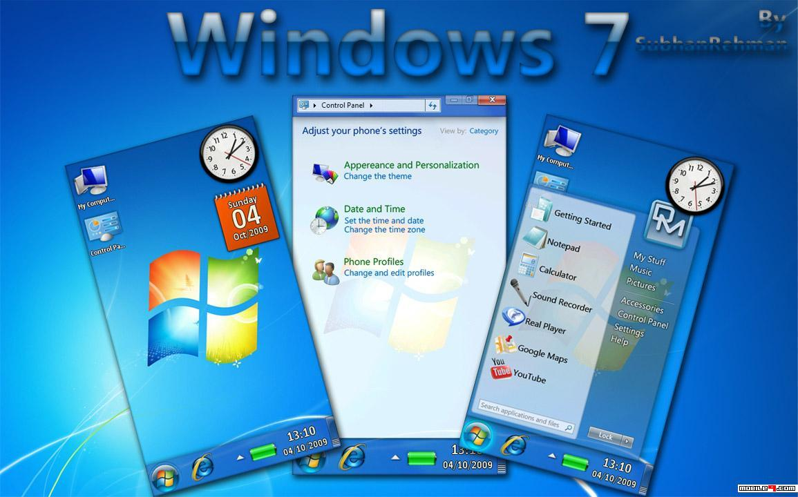 mini windows 7