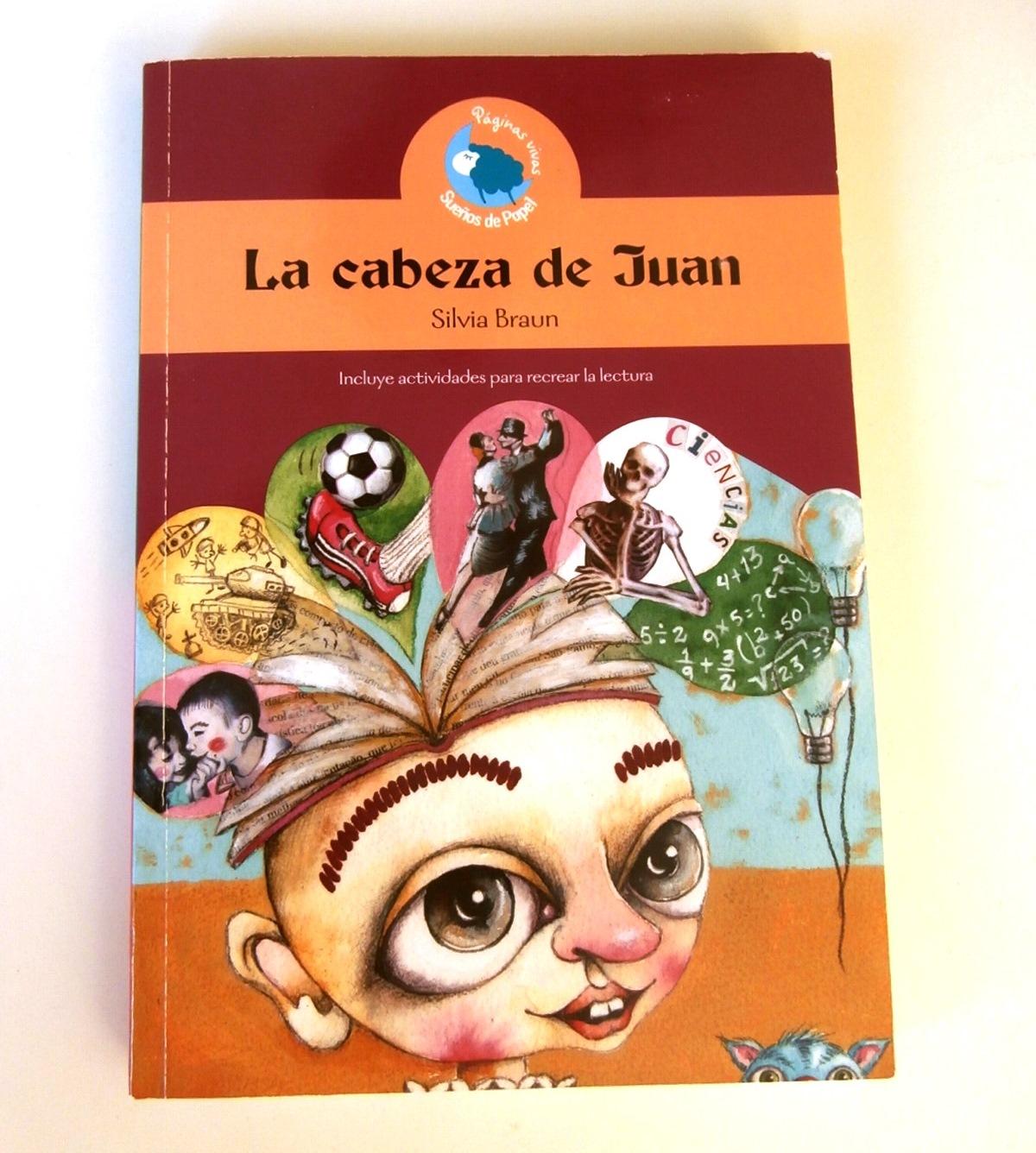 LA CABEZA DE JUAN- Edinun Editorial- Ecuador.