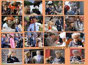 een echt gezellige Koninginnedag 2011 in Limburg (koninginnedag )