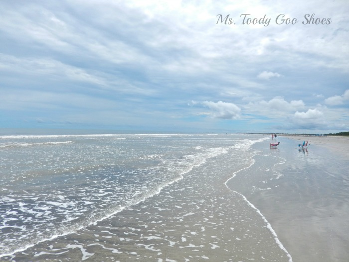 #Kiawah Island, SC --- Ms. Toody Goo Shoes
