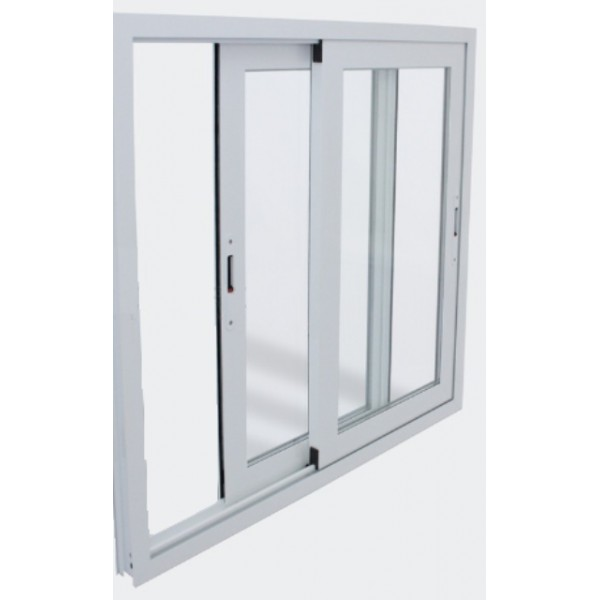 Ventanas de aluminio cerramientos en huelva venku for Precio de aluminio para ventanas