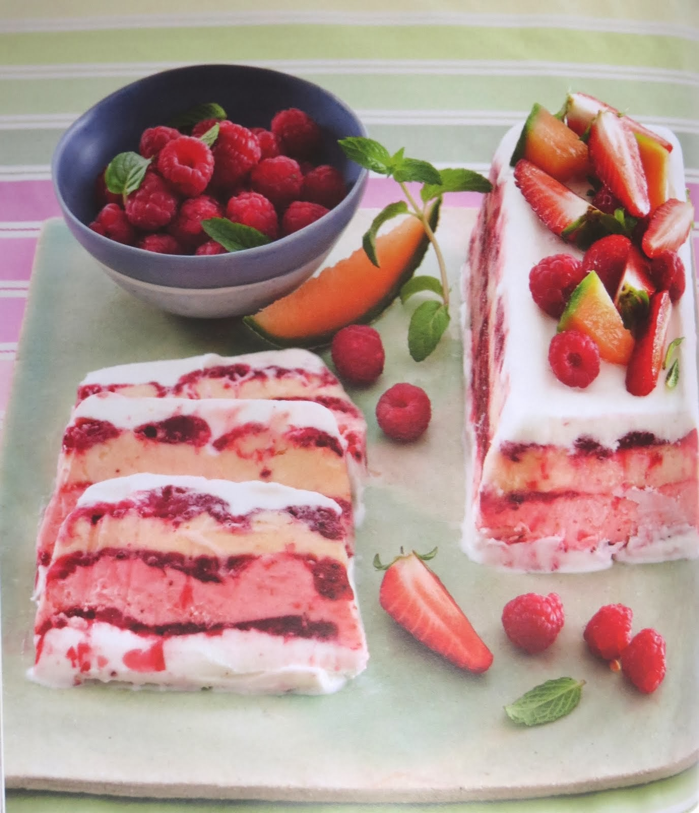 inserto gelati cucina moderna