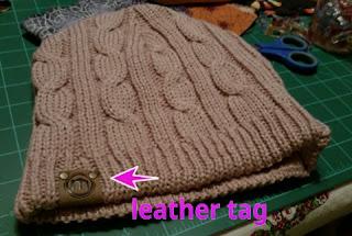 mitscoots kickstarter campaign knit beanie