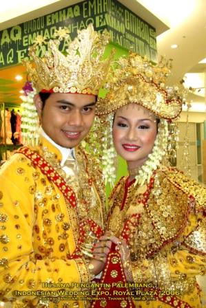Pakaian adat Palembang