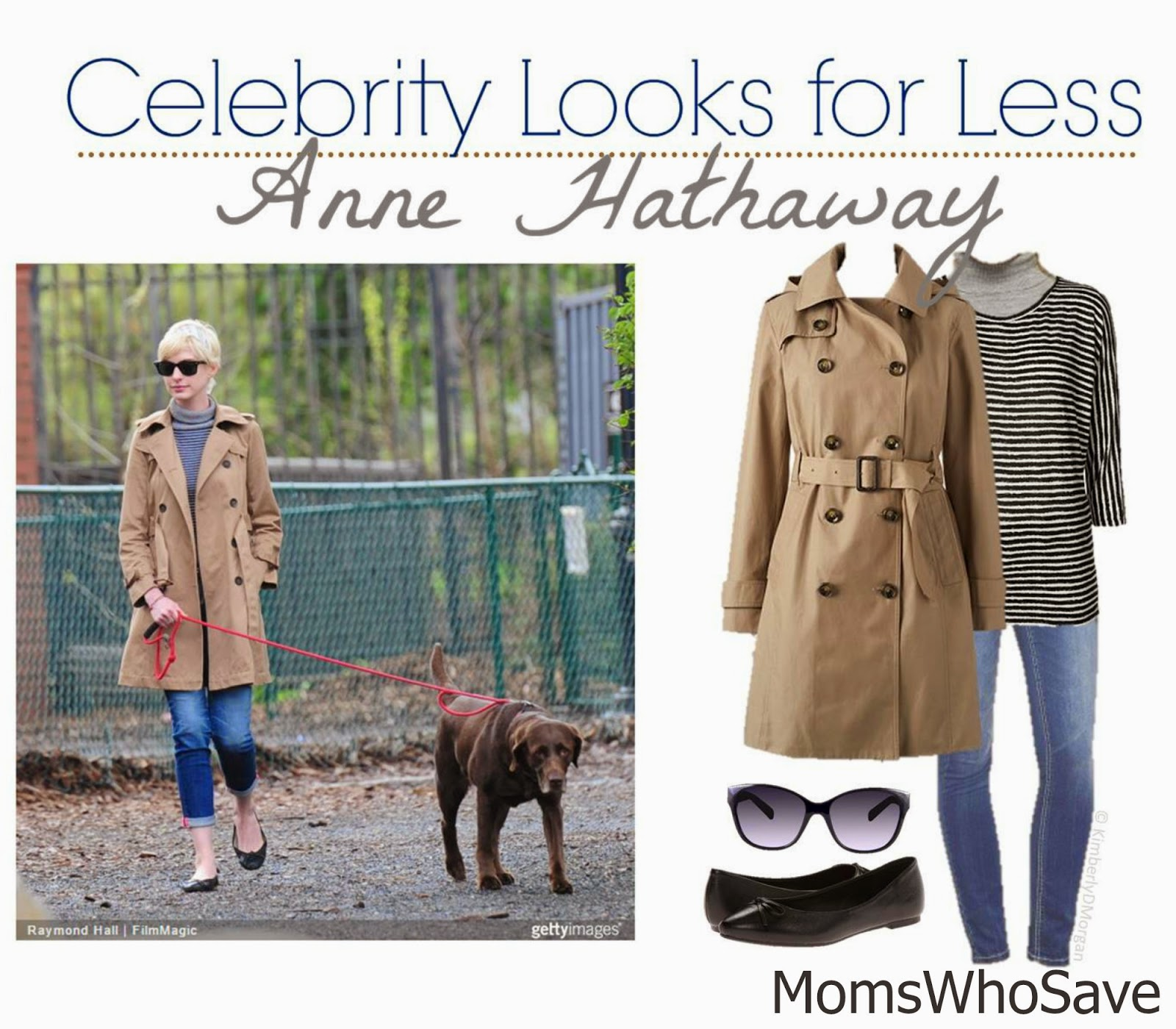MomsWhoSave | Celebrity Look for Less -- Anne Hathaway