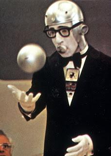 Orb bandnaam verklaring - Woody Allen - Sleeper