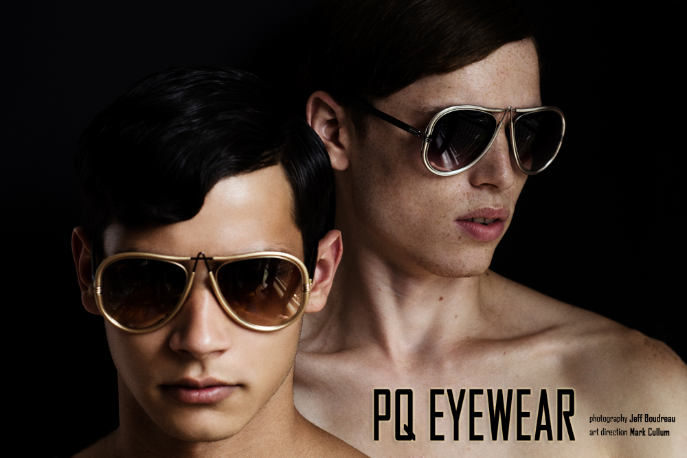 ce270e2a8e5 PQ Eyewear Designed by Ron Arad ~ A La Male