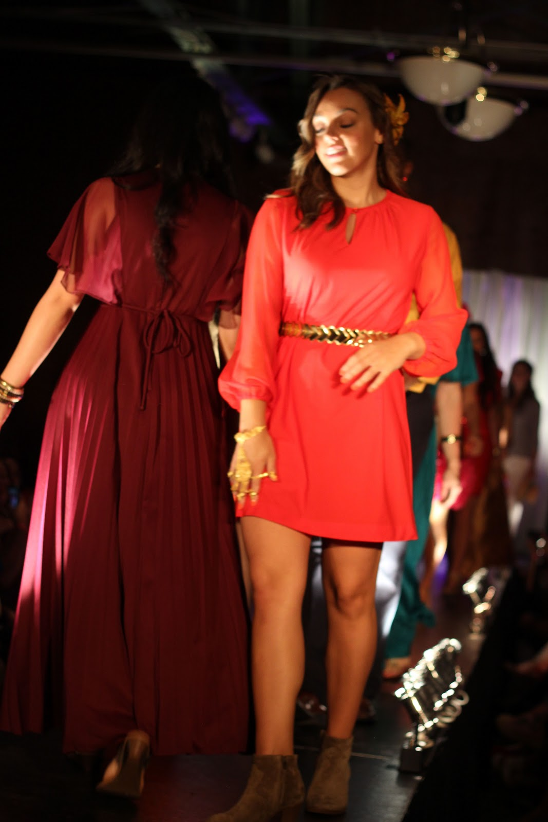 Goodwill Good Style Fashion Show 2013 Moroccan Holiday Recap Dina 39 S Days