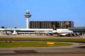 Bandara Internasional Changi Singapura. ZonaAero